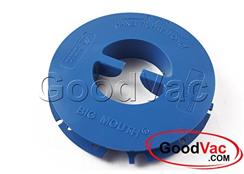 Mercury Pad Retainer Snap In for Floor Buffers, Burnishers, Ultra D.C. and Dynamite (Dc Burnisher)