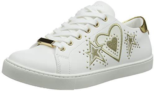 ALDO Women''s Swink Low-Top Sneakers, (Gold 82), 5.5 UK 5.5 UK