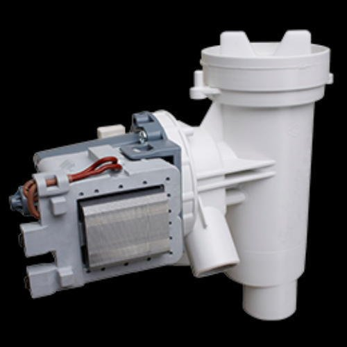 Washer drain pump motor for general electric ap4324598 for How to test a washer drain pump motor