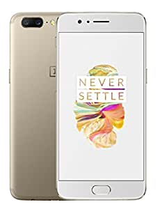 One Plus 5 Unlocked GSM only - US warranty (Soft Gold Limited edition (6GB+64GB))
