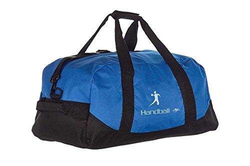 Kindertasche NT5688 blau/schwarz Handball fgTn6