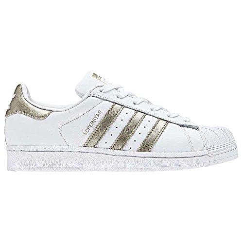 ラック連合コーラス(アディダス) adidas Originals レディース バスケットボール シューズ?靴 Superstar [並行輸入品]