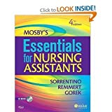 Mosby's Essentials for Nursing Assistants (Sorrentino, Mosby's Essentials for Nursing Assistants) 4th (forth) edition