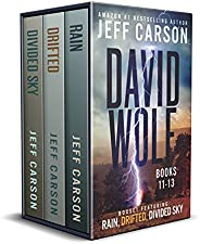 The David Wolf Mystery Thriller Series: Books 11-13 (The David Wolf Series Box Set Book 4)
