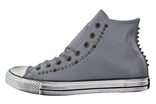 140011C Converse Unisex Hi Studded Chuck Unisex Converse Charcoal Taylor Gray zUdrwvUxqn