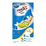 Yoplait Light Key Lime Pie and Very Vanilla Fat