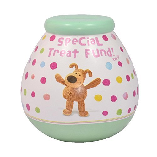 Pot Of Dreams Boofle Special Treat Fund Money Box