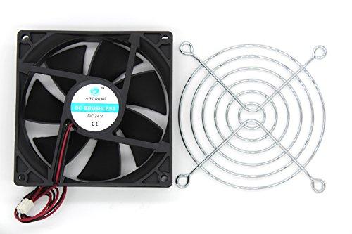 90mm fan guard - 4