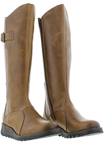 Knee London Fly Camel Boots 2 Boots Fly High Womens Mol AHwx0qH