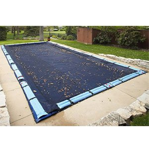 24' x 40' In Ground Swimming Pool Leaf Net 4 Year Limited Warranty by Arctic Armor