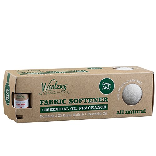 Woolzies Natural Laundry Softener Essential product image