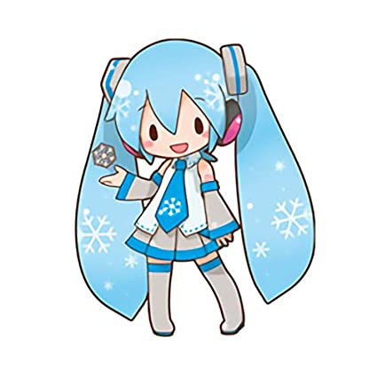 Amazon.com: Vocaloid Hatsune Snow Miku Snowflake Ver ...