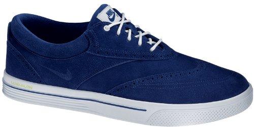 classic fit c4cdd 9726d Nike Golf Men s Nike Lunar Swingtip Suede Golf Shoe,Midnight Navy White Volt