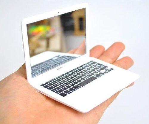idea-vision-mini-macbook-air-mirror-apple-plastic-laptop-macbook-make-up-mirror-white