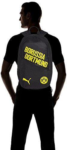 Puma Borussia Dortmund Fanwear Backpack Rucksack BVB schwarz