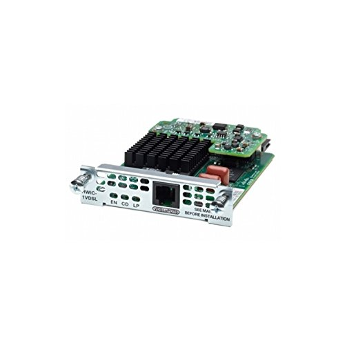 Cisco EHWIC-VA-DSL-A= Multi Mode VDSL2 ADSL EHWIC FD
