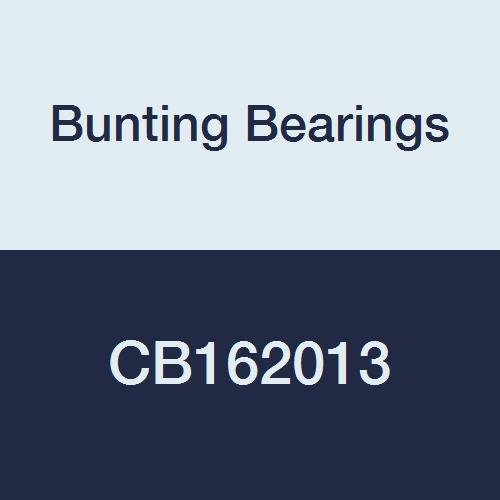 Plain 1 Bore x 1-1//4 OD x 1-5//8 Length SAE 660 Bunting Bearings CB162013 Sleeve Pack of 3 Bearings CB162013A3 Cast Bronze C93200 Pack of 3 1 Bore x 1-1//4 OD x 1-5//8 Length