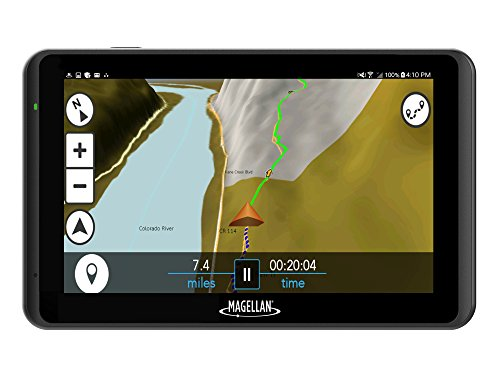 TR5 Trail and Street GPS Navigator