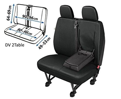 DV-PR-1M2T-06 PRACTICAL Sitzbez/üge Vordersitze DV1M2T