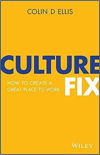 Book - Culture Fix - Colin Ellis