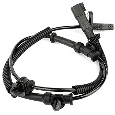 SCITOO 1PCS Left Right Front ABS Wheel Speed Sensor ALS2064 Fit for 2011 2012 2013 2014 Dodge Durango 2011 2012 2013 2014 Jeep Grand Cherokee: Automotive