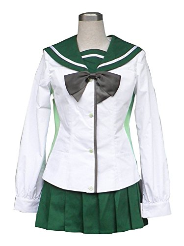 Dead Space Cosplay Costume - B dressy Women's Highschool of the Dead Cosplay Costume Female 1st as pictureXXL