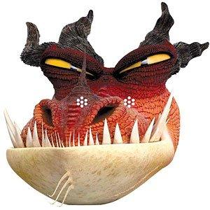 Cómo entrenar a tu Dragon pesadilla monstruosa máscara