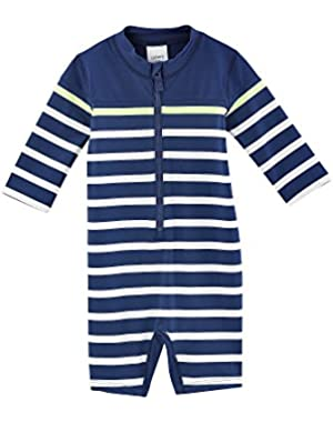 Carter's Baby Boys' Striped One-Piece Swimsuit