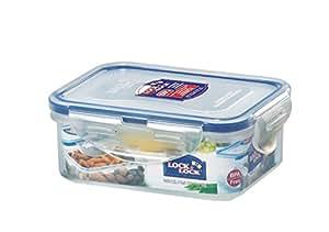 LOCK & LOCK Airtight Rectangular Food Storage Container 11 oz / 350ml / 0.3QT