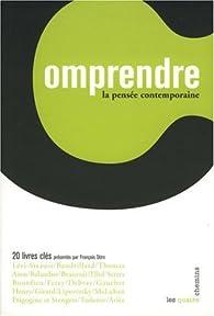 La pensée contemporaine : 20 livres clés par François Stirn