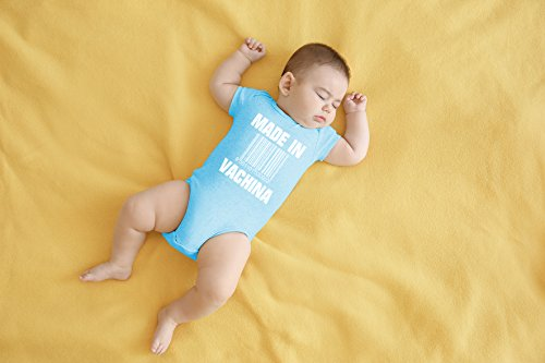 AW Fashions Made Vachina Cute Novelty Infant One-Piece Baby