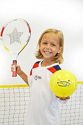 Le Petit Tennis - Raqueta de tenis (43,1 cm, incluye bola de tenis ...