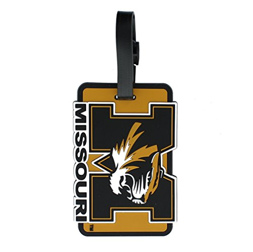 NCAA Missouri Tigers Soft Bag Tag