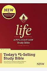 NIV Life Application Study Bible, Third Edition Kindle Edition