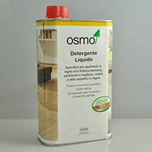 Manutentore cera e detergente Osmo 3029 incolore da 1 Litro 1 spesavip