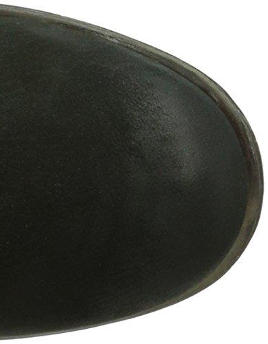 München schwarz Nero black Stivali 140401 Bassi Laufsteg Donna 1Bd1Tx