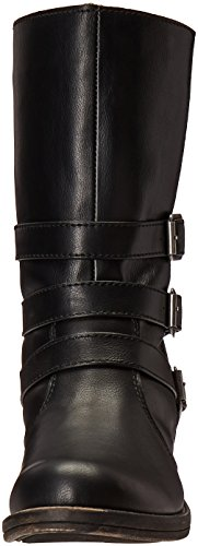 Ruler Bootie Women's Sugar Ankle Black wZU5WHSqC