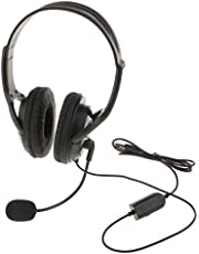 MagiDeal Gaming Stereo Headphones Headset Headband with Mic for Xbox 360 PS4 PS3 PC