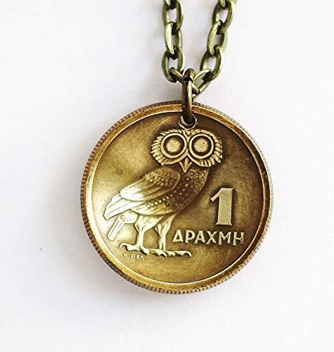 Buy greek pendant necklace men
