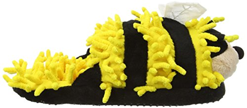 Aroma Home Shoes Unisex-Kinder Bumblebee Hausschuhe Mehrfarbig - Multicolore (Multicolor)