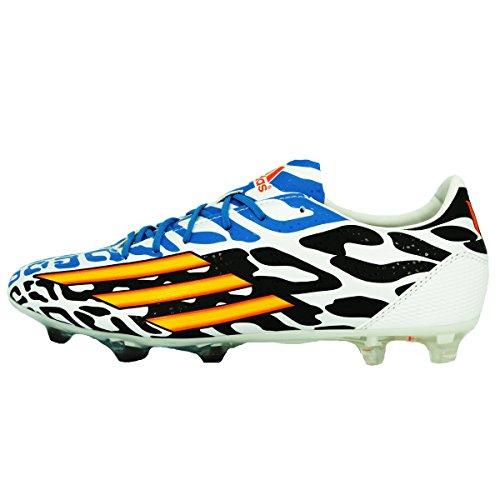 Adidas Noires De Performance Blanches Pour Fg Hommes Soccer Messi F30 Chaussures Lionel Bleues HawExH0