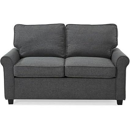 Amazon.com: Living Room Lobby Studio Sofa Modern Love Seat Sleeper ...