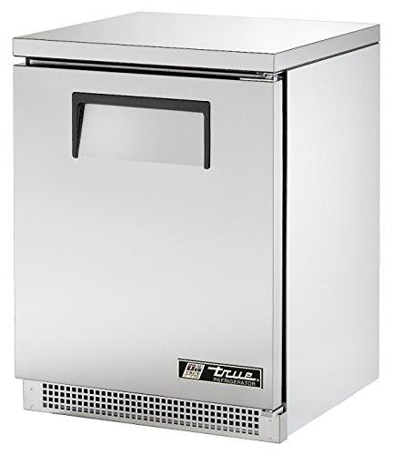 True TUC-24 Single Door Under Counter Refrigerator