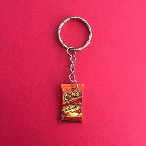 Amazon.com: Hot Cheetos Keychain: Handmade
