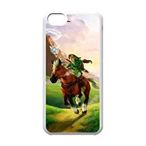 Ipod 6 Touch 6 Cell Phone Case White The Legend of Zelda Hhhun Protective Csaes Cover