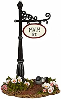 product image for Wee Forest Folk A-49 Main Street Sign Post (New 2018)