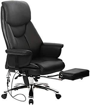 BestMassage Executive Office Desk Chair + $17.99 Rakuten.com Credit