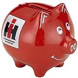 Case IH Red Piggy Bank