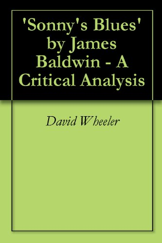 Sonny S Blues By James Baldwin A Critical