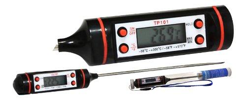 Digitales Küchen Thermometer für BBQ Fleisch Steak Braten Im Ofen